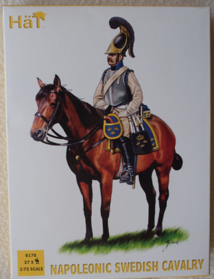 HaT 1/72 HAT8178  Swedish Cavalry (Napoleonic)